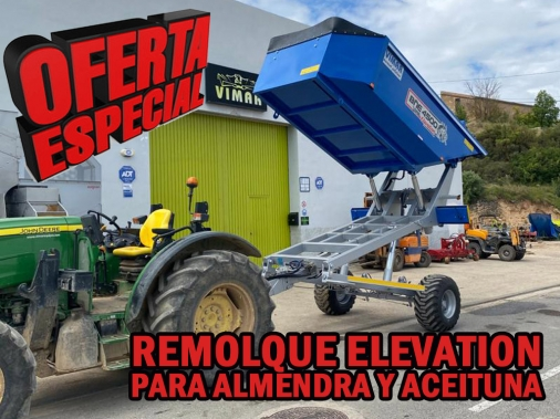 Remolque elevation 4500